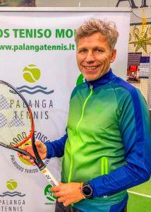 Arūnas Palanga tennis