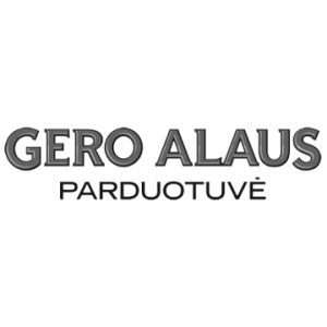Gero-alaus-parduotuve