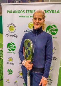Julija Palanga tennis