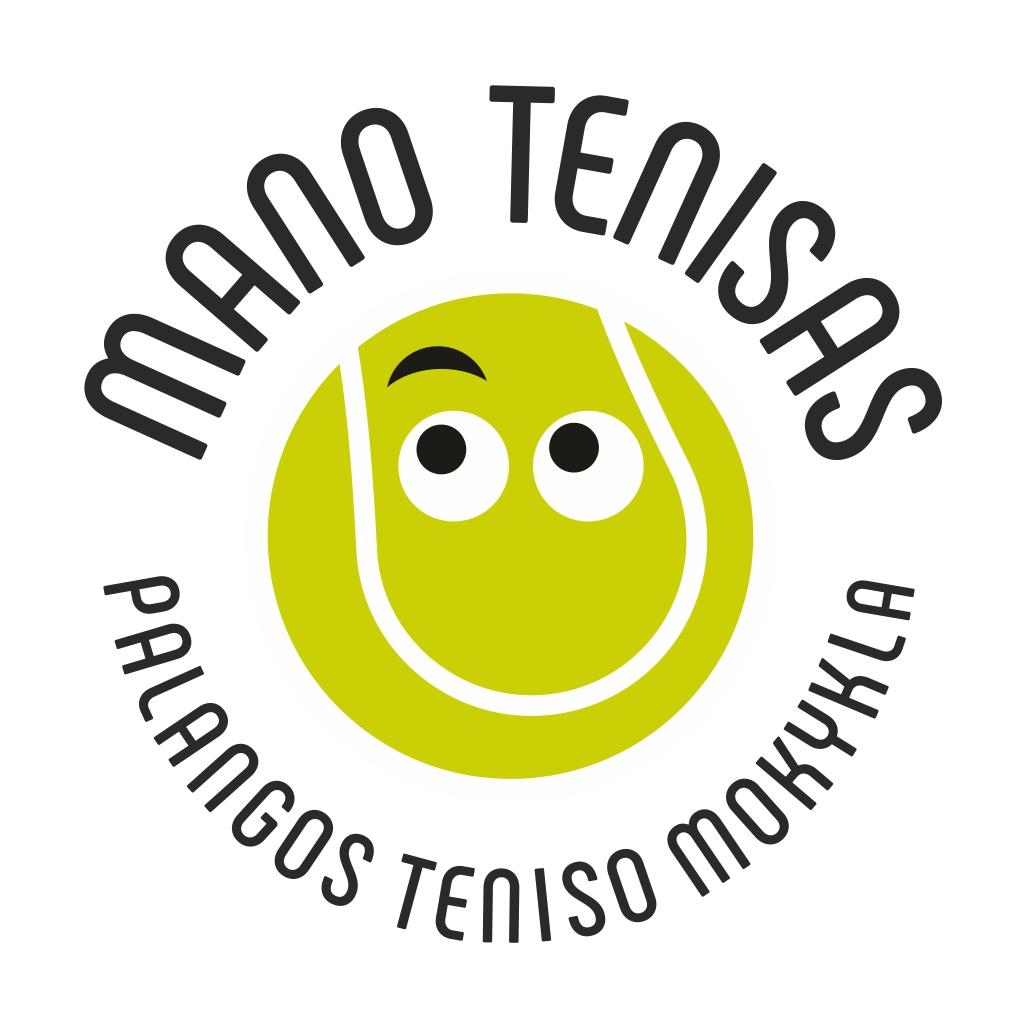 Mano tenisas_Palangos teniso mokykla_LOGO